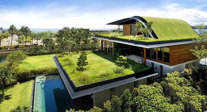 Construcción de Vivienda Verde