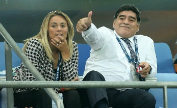 Maradona oficial