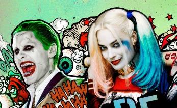 Suicide Squad Production Joker Harley Quinn