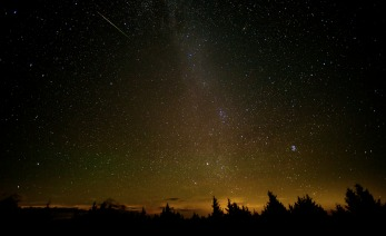 Lluvia de estrellas 4