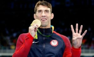 Michael Phelps 6