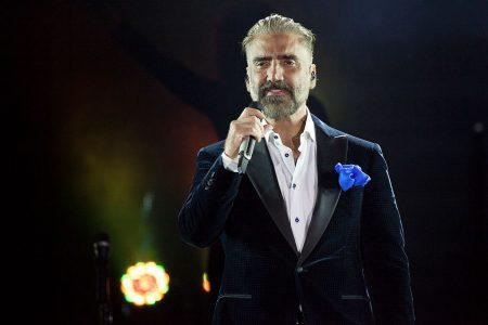 Alejandro Fernández promociona nuevo sencillo