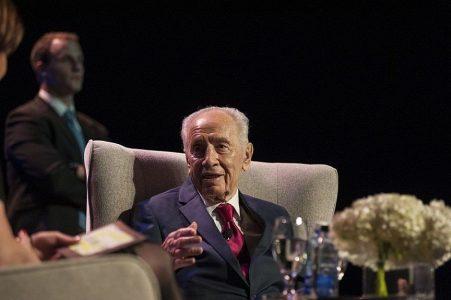 Muere Shimon Peres, expresidente de Israel y Premio Nobel de la Paz