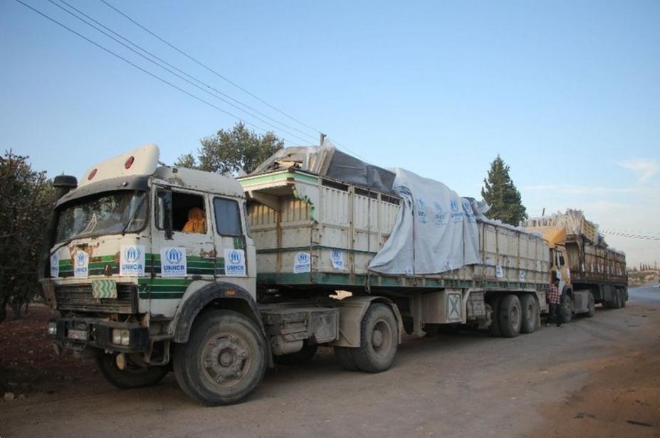 ONU reanuda ayuda humanitaria en Siria tras ataque a convoy