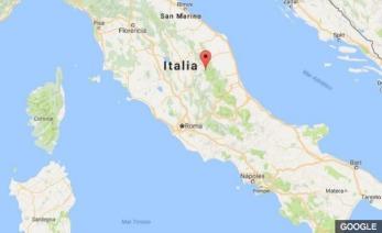sismo italia