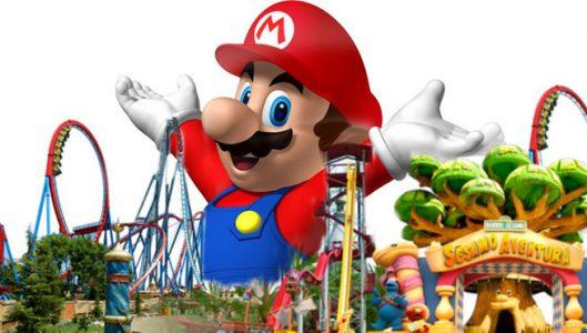 Universal y Nintendo presentan los primeros detalles para el parque temático