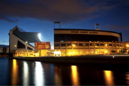El estadio del Atético de Madrid se llamará