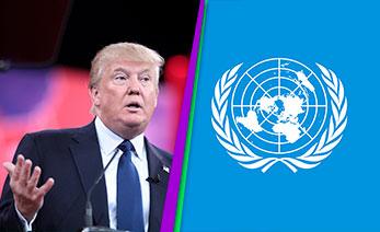 Resultado de imagen para ONU vs trump
