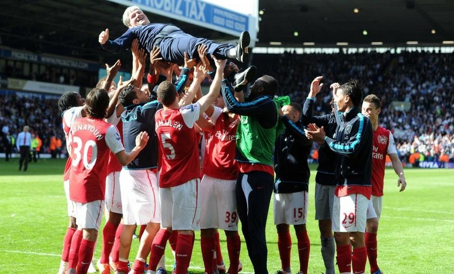 Arsenal Campeón