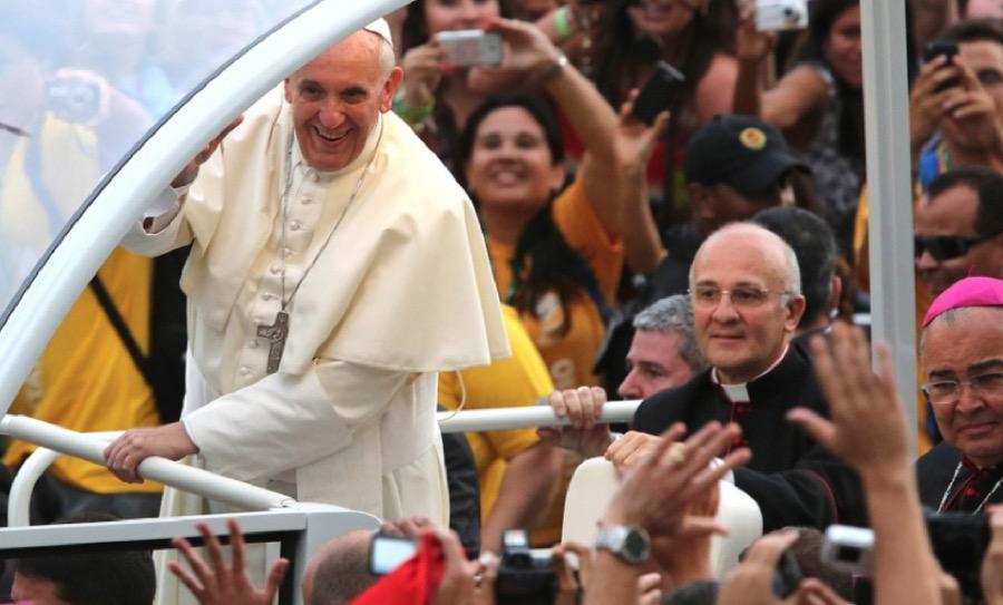 el papa francisco w939