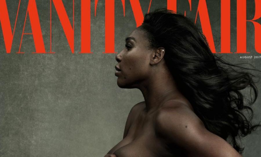 Serena Williams: Estoy orgullosa de mis tetas - El