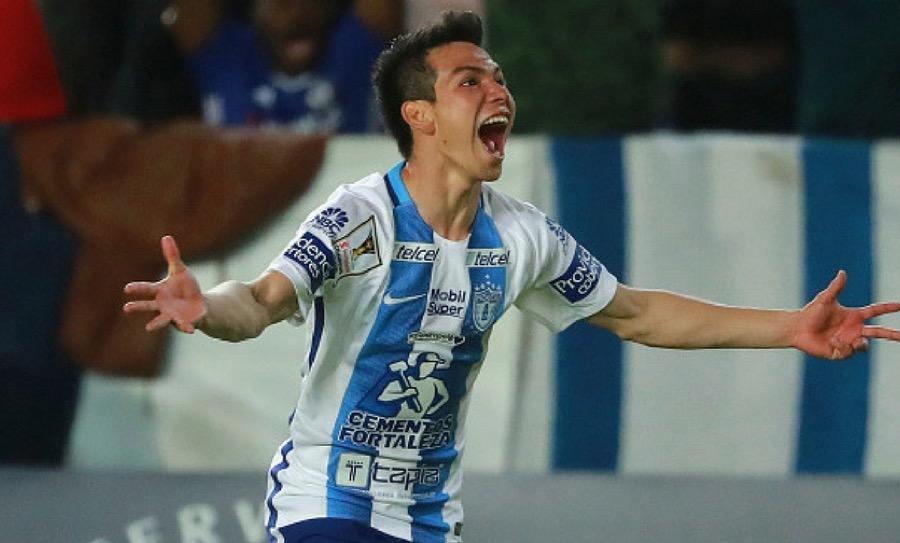 Celta de Vigo ya hay otro equipo que va por el Chucky Lozano