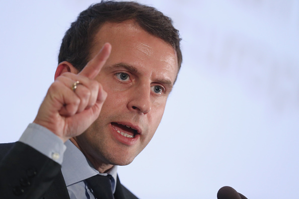 Fiscalía investiga posible irregularidad en viaje de Macron