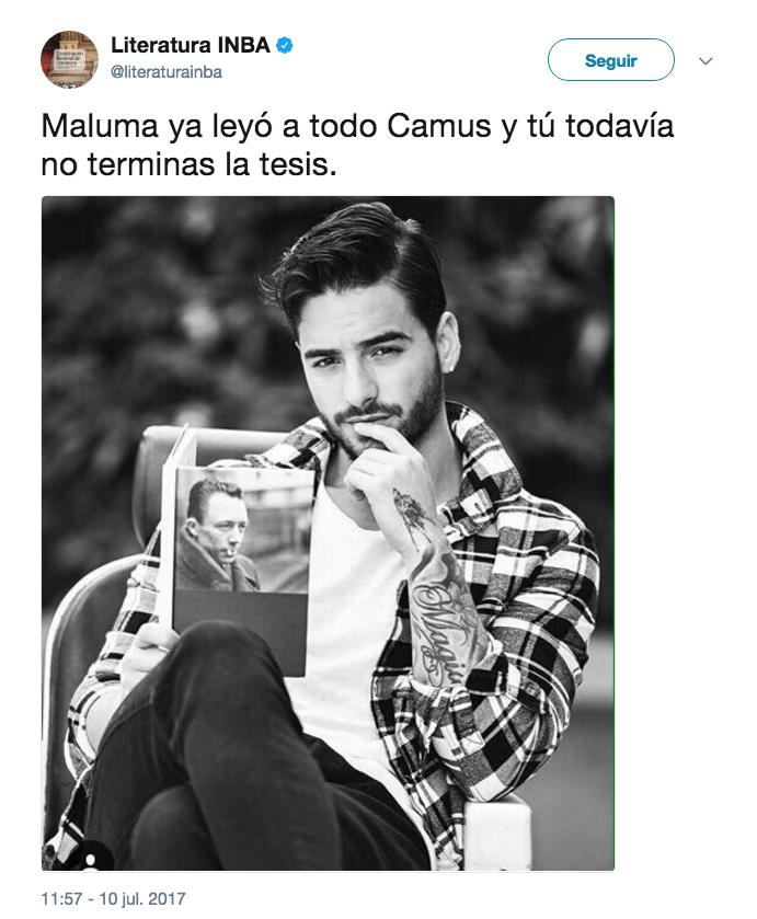 ¡OMG! Maluma levanta polémica al ser imagen en campaña de cultura