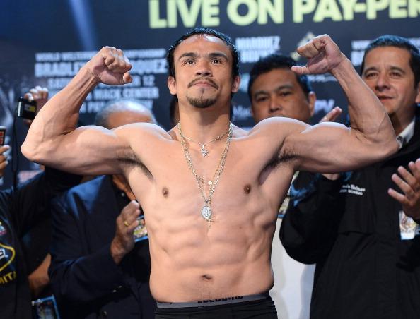 Juan Manuel 'Dinamita' Márquez se retiraría del boxeo
