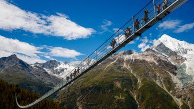 puente suiza