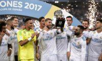 Real Madrir Supercopa