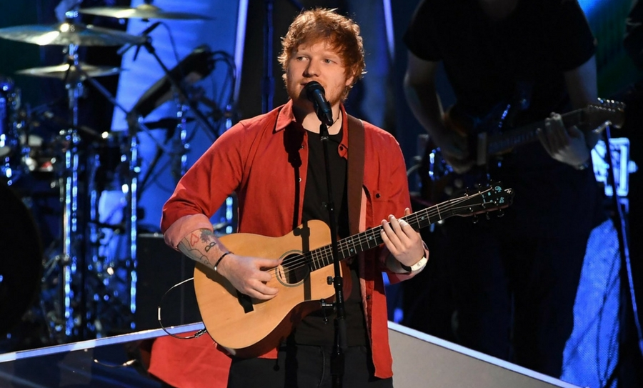 MTV, VMAs, Ed Sheeran, Mejor artista del año, MTV Video Music Awars