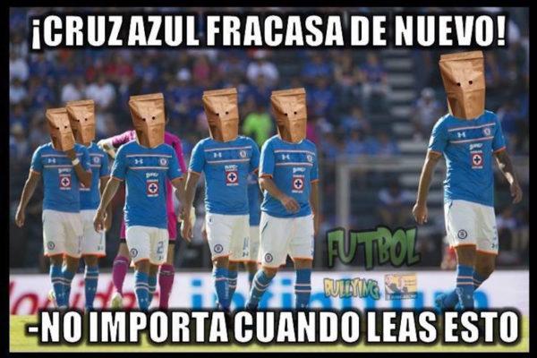 En Cruz Azul ya se fastidiaron de los memes contra ellos