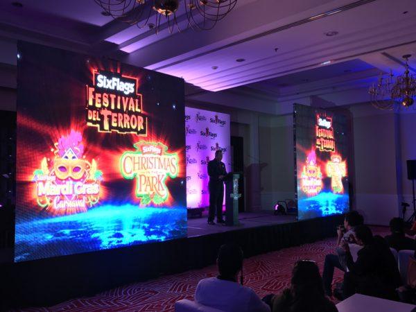 Anuncia Six Flags nueva montaña rusa para 2018