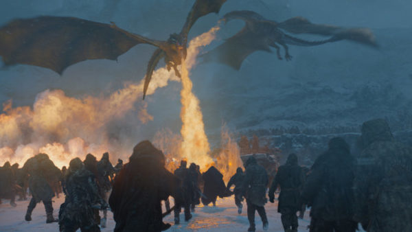 'Game of Thrones', la serie pirateada mil millones de veces