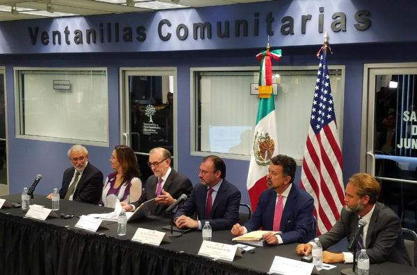 Rex Tillerson ofrece ayuda a México por sismo y Katia