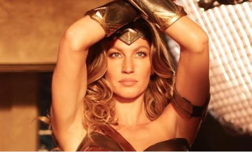 Gisele Bündchen emocionada por ser Wonder Woman, Gisele, Tom Brady, Gal Gadot, Wonder Woman