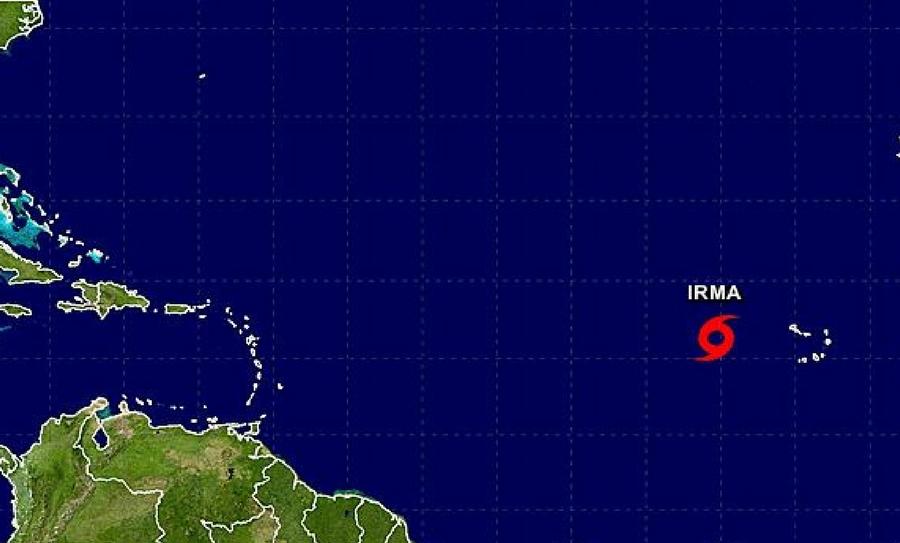 Irma se convirtió en categoría 5, Florida, Huracán Irma, Puerto Rico, huracán categoría 5, estado de emergencia