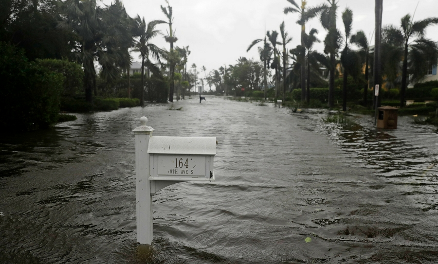 Irma se degradó a tormenta tropical, huracán Irma, tormenta tropical, paso del huracán Irma, Florida, Irma tormenta tropical