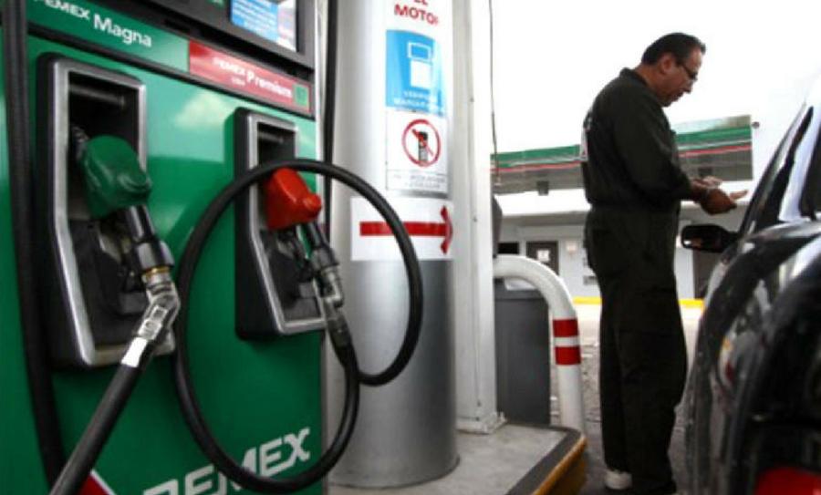 combustible en zonas afectadas por sismo