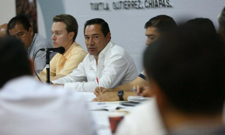 Esta semana iniciará reconstrucción de viviendas en Chiapas