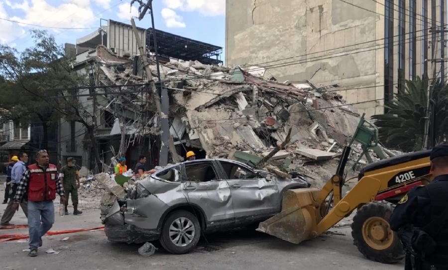 6 réplicas del terremoto en México, #prayformexico, #prayformexicoagain #fuerzamexico, #sismomexico #terremotoenmexico