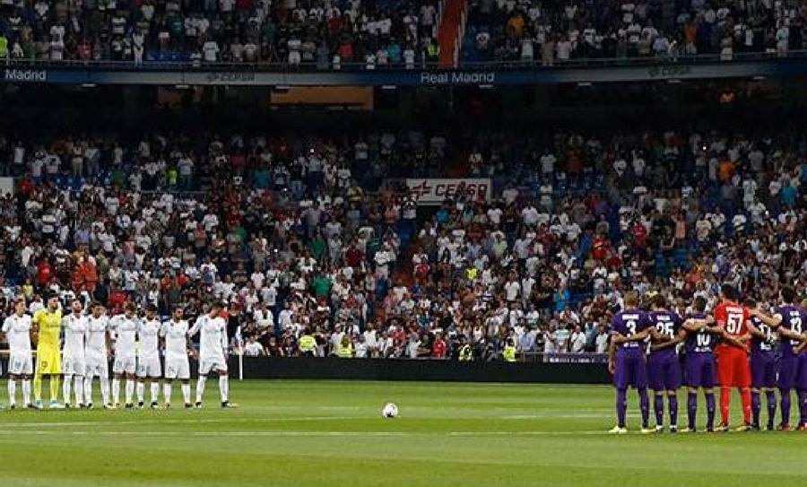 El Real Madrid guardará un minuto de silencio por las víctimas del terremoto