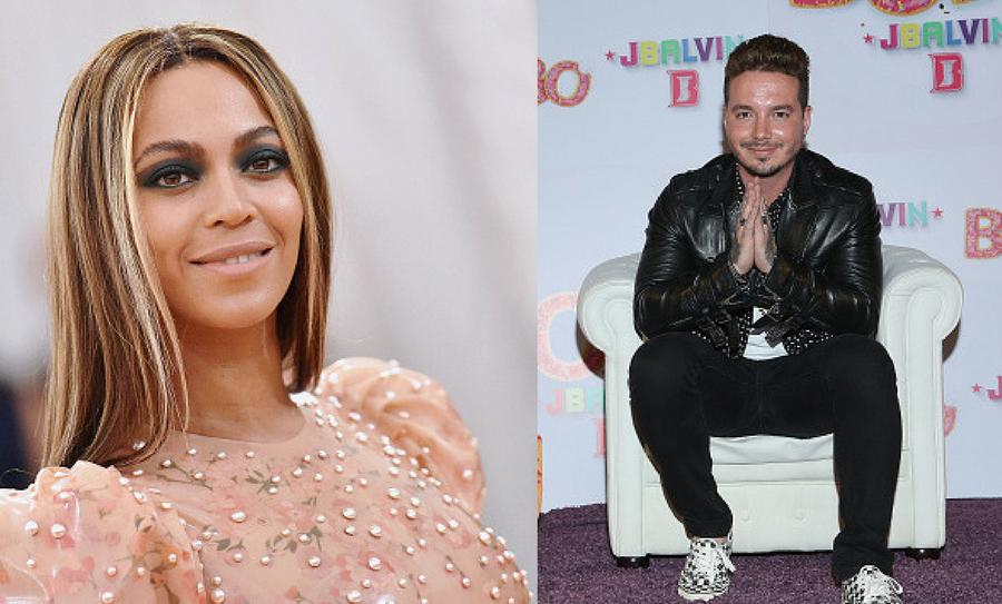 "J. Balvin, Beyoncé, Beyoncé y J. Balvin, terremoto en México, sismo en México, Willy William, Mi gente,Mi gente de J. Balvin y Beyoncé, Beyoncé y J. Balvin lanzaron remix de ""Mi gente"""