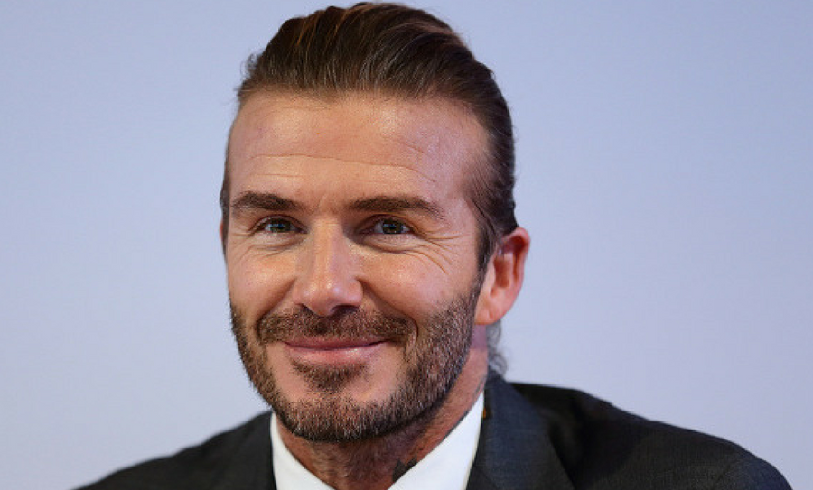 "Game Of Thrones, David Beckham se encontró a un actor de ""Game Of Thrones"", David Beckham, David Beckham es fan de Game Of Thrones, David Beckham y John Bradley, John Bradley, Sam Tarley"