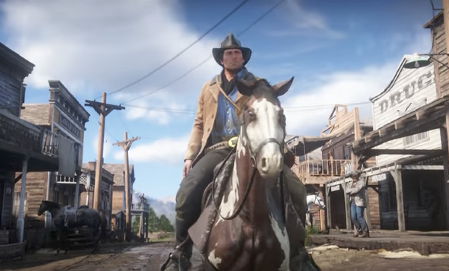 Red Dead Redemption II, nuevo tráiler de Red Dead Redemption II, segundo trailer de Red Dead Redemption II, Red Dead Redemption, Rocksta