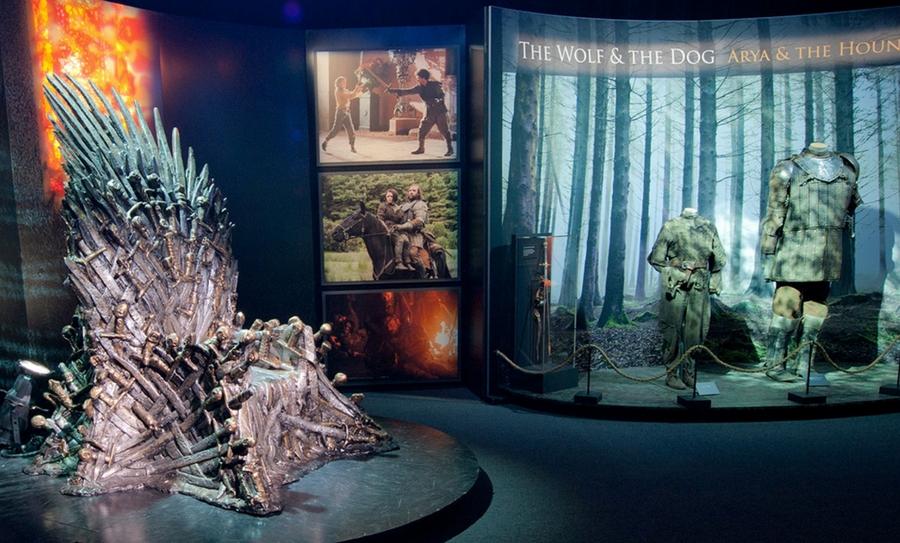 """""""Game of Thrones: The Touring Exhibition"""", Game of Thrones, Juego de Tronos, Barcelona, Exposición de Game of Thrones, Exposición de Juego de Tronos"""