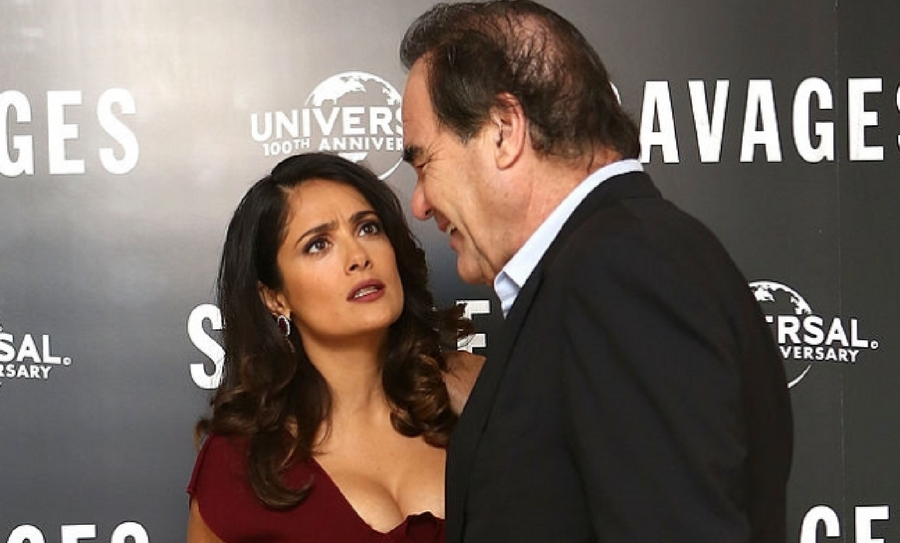 Oliver Stone acosó sexualmente a Salma Hayek, Acoso Hollywood, Harvey Weinstein, Lupita Nyong'o, Patricia Arquette, Acoso sexual Harvey Weinstein, Hollywood
