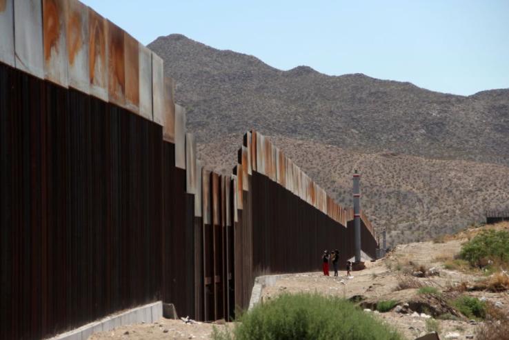Seguridad México, Seguridad EU, Frontera entre EU y México