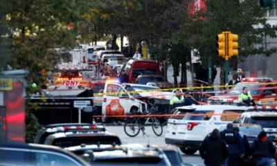 Trump ordena reforzamiento de control de extranjeros, tiroteo en Nueva York, Tiroteo Estados Unidos, Estados Unidos, Donald Trump, Estado Islámico, programa extranjeros, entrada de extranjeros EU