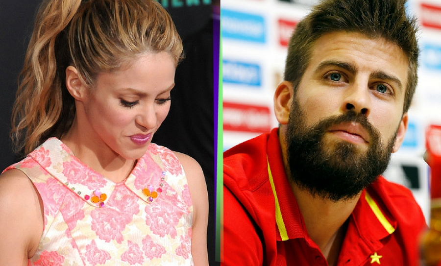 Shakira y Gerard Piqué terminaron, Shakira, Gerard Piqué, ruptura de Shakira y Piqué, Cotilleo.es, futbolista Gerard Piqué, Cantante Shakira