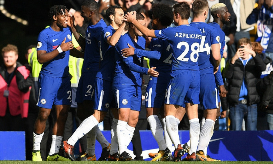 #Chelsea #PremirLeague
