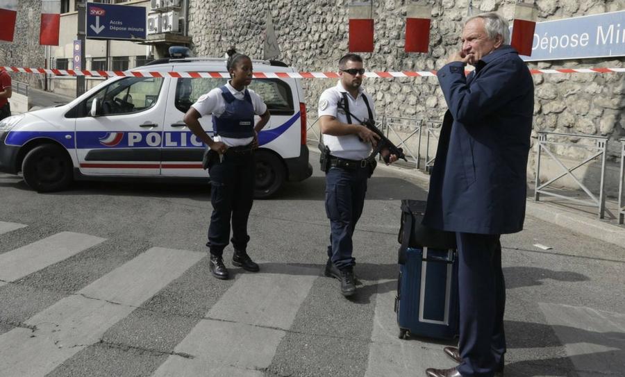 Ataque en Francia, Ataque Yihadista, Francia, Marsella Gérard Collomb