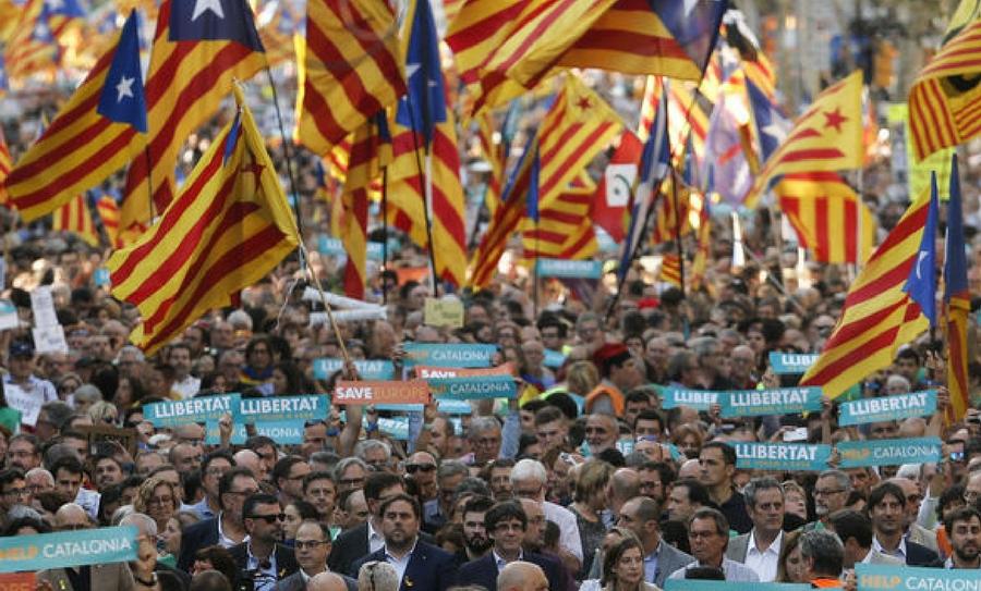Catalunya, Independencia en Catalunya, Barcelona