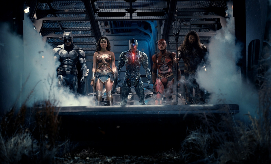 nuevo trailer de Justice League, Justice League, Wonder Woman, Batman, Aquaman, Flash, Cyborg, DC Cómics