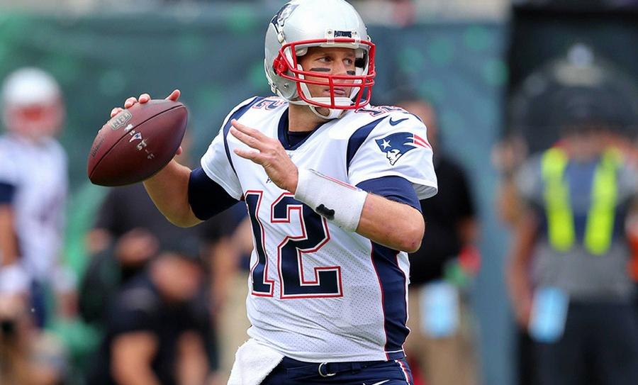 Tom Brady rompe récord, Tom Brady, NFL, Fantasy, New England Patriots