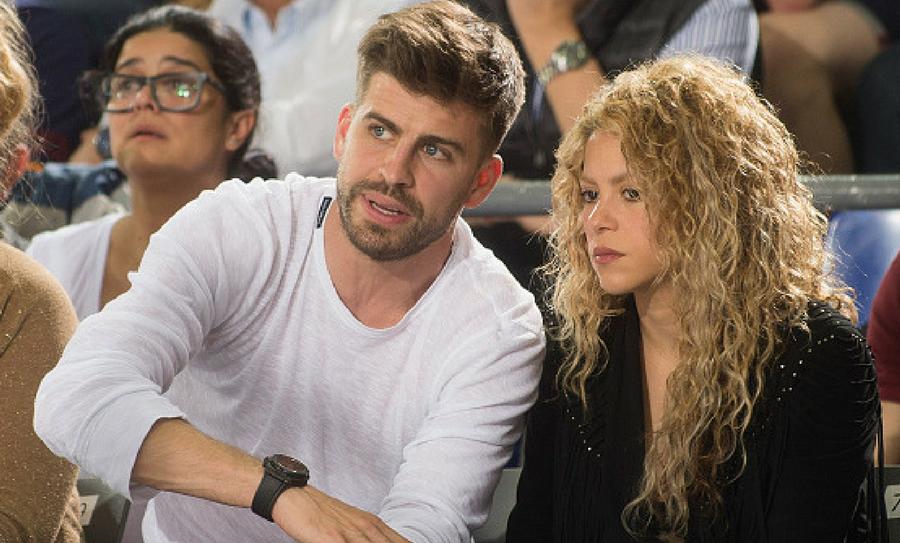 Shakira, Shakira y Gerard Piqué, ruptura de Shakira y Piqué, Shakira interpretó una canción de amor, Gerard Piqué
