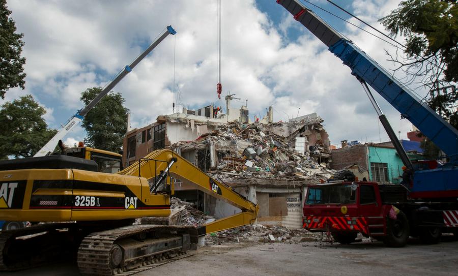 Demolerán 211 inmuebles afectados por sismos