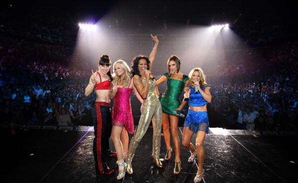 reencuentro de las Spice Girls, Spice Girls 2018, regreso de las Spice Girls,