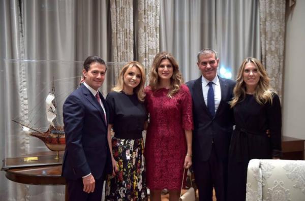 Peña Nieto recibió a la reina de España, destacado, Enrique Peña Nieto, Cumbre Mundial de Líderes contra el Cáncer, Reina Letizia, Reina de España en México, Reina de España y Enrique Peña Nieto, Reina de España visita México